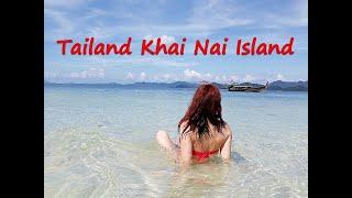 Тайланд Пхукет Остров Кай Най Андаманское море Thailand Phuket Khai Nai Island Andaman Sea