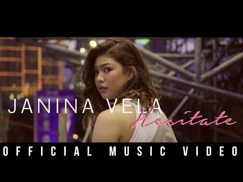 Janina Vela - Hesitate (Official Music Video)