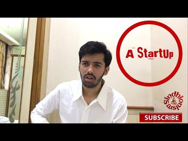 StartUp | Sindhionism | Dirven Hazari
