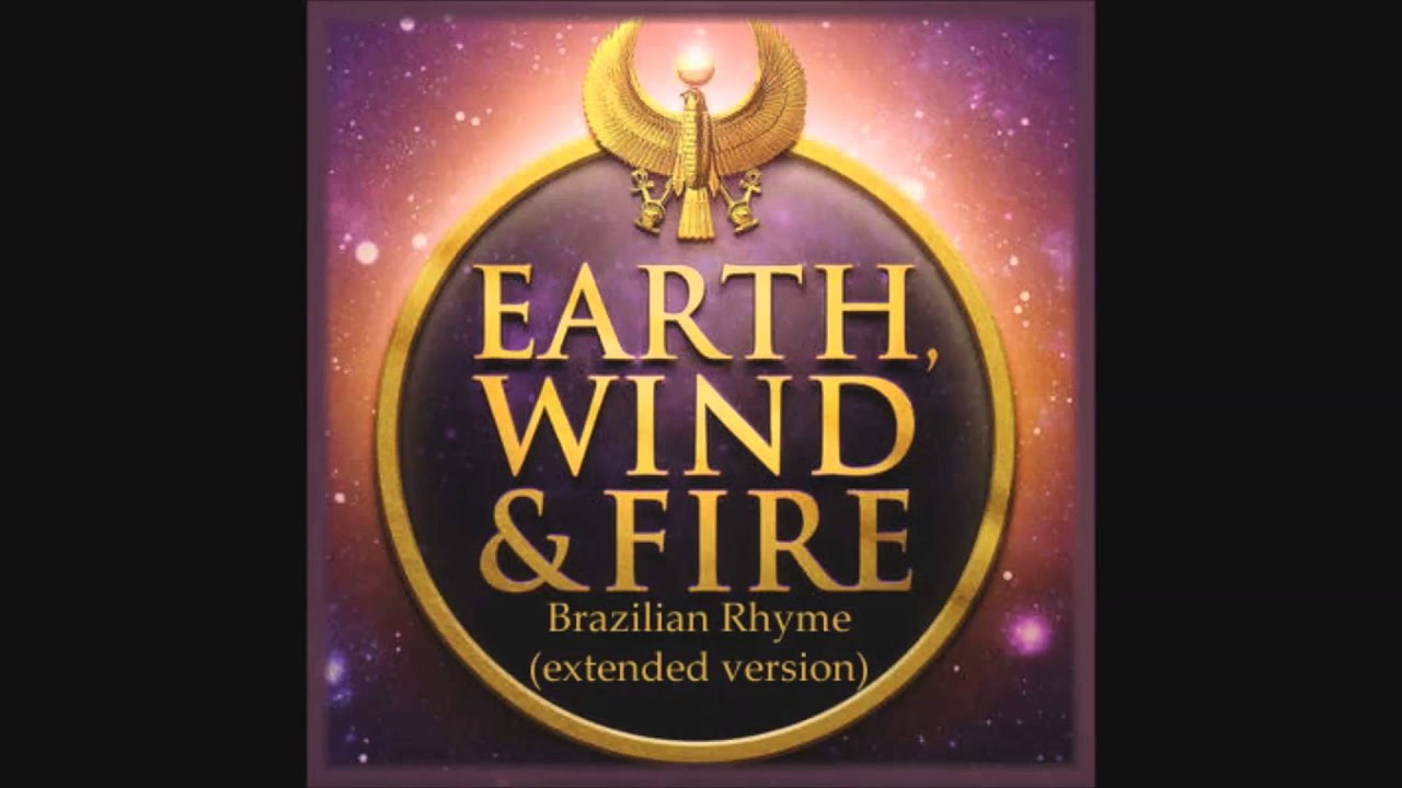 Earth, Wind & Fire - Brazilian Rhyme (extended version)