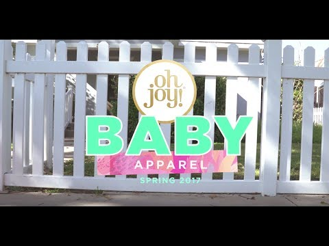 Oh Joy for Target - Spring Baby Apparel Collection