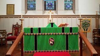 20th Sunday after Pentecost at Emmanuel, October 10,2021