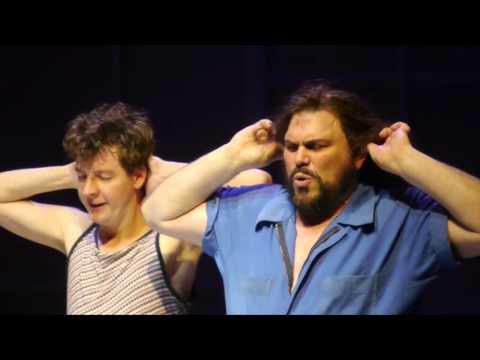 »Kruso« | Hans Otto Theater