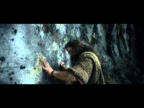 The desolation of Smaug - The doors to the lonely mountain opens