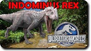 Finger Family Dinosaur Jurassic World Indominus Rex | Jurassic Park | Nursery Rhyme for Children