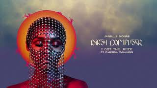 Janelle Monáe - I Got The Juice (feat. Pharrell Williams)