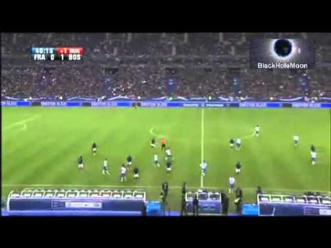 France - Bosna i Hercegovina 1:1 (Full match)