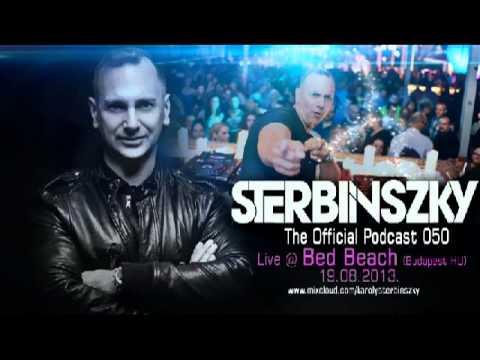 DJ Sterbinszky Live @ CLASSIC HOUSE on Bed Beach [Budapest HU] 19.08.2013