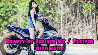 Beauty of Jupiter Mx / Exciter || with Music