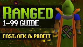 OSRS: 1-99 Ranged Guide