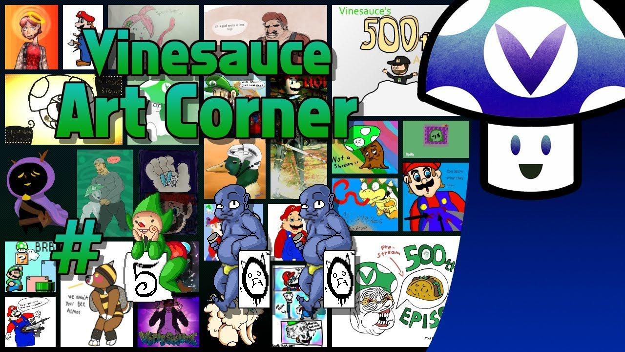 Download [Vinebooru] Vinny - Vinesauce Art Corner (part 500)
