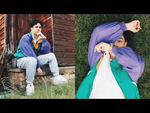 HOW TO STYLE WINDBREAKER JACKETS