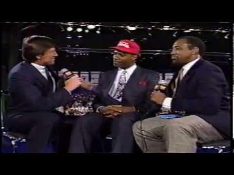 1990 NBA Draft - TNT - part 3
