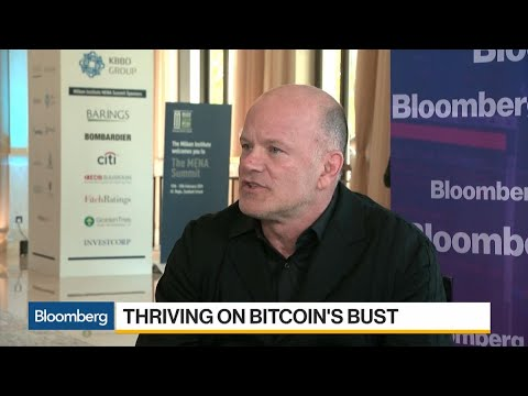 Bitcoin Is Going to Be Digital Gold, Says Galaxy's Novogratz