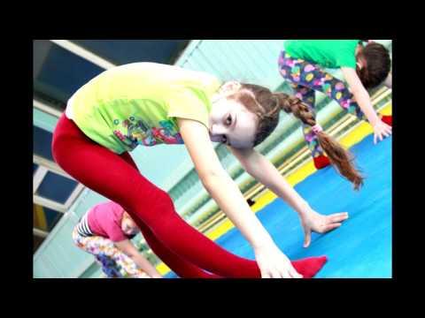 Детский фитнес-тренер Ирина Фролова, г. Димитровград