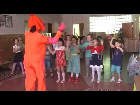 Поздравление ребенка с аниматором