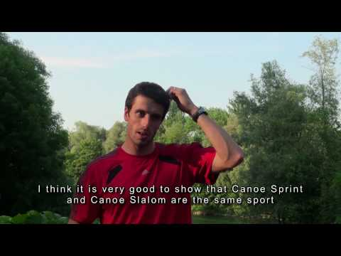 Youth Olympic Games Role Model - Tony Estanguet