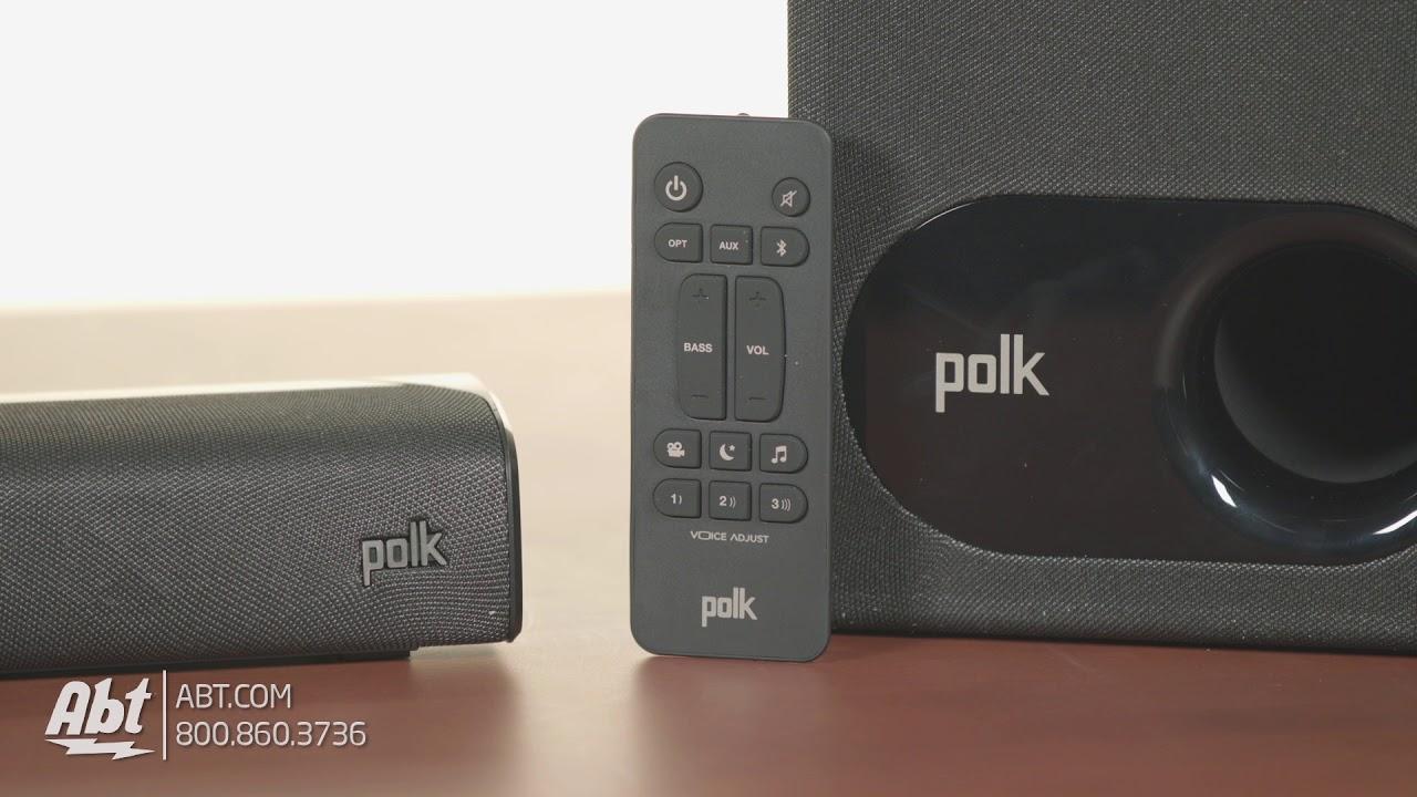 Polk Audio Soundbar Signa S1 AM9214-A