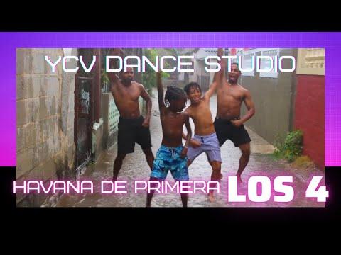 Los 4 ft Alexander Abreu Havana de Primera _ YO REPRESENTO video dance LOS CORONADO