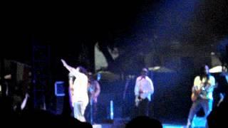 Concert de Stephen Marley live a juan les pins : Hey baby