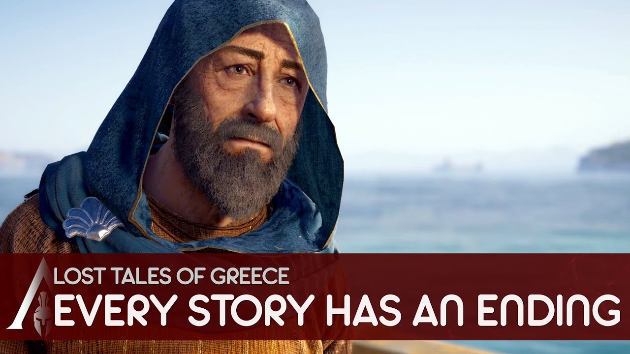 Every Story Has An Ending Ac Odyssey Quest Lost Tales Of Greece Youtube