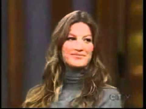 Gisele on Opa's Show