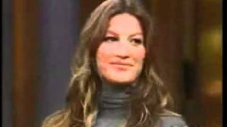 Gisele on Opa's Show