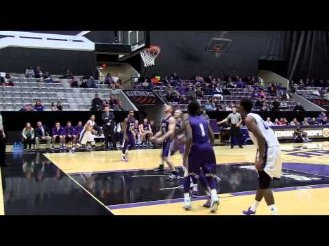 Men's Basketball: Jordan Howard Highlights