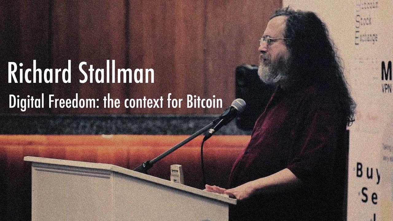 Richard stallman bitcoins bettingmad calculator soup