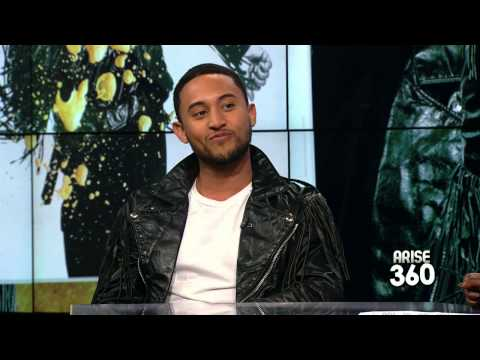 Arise Entertainment 360 with Actor/Singer Tahj Mowry
