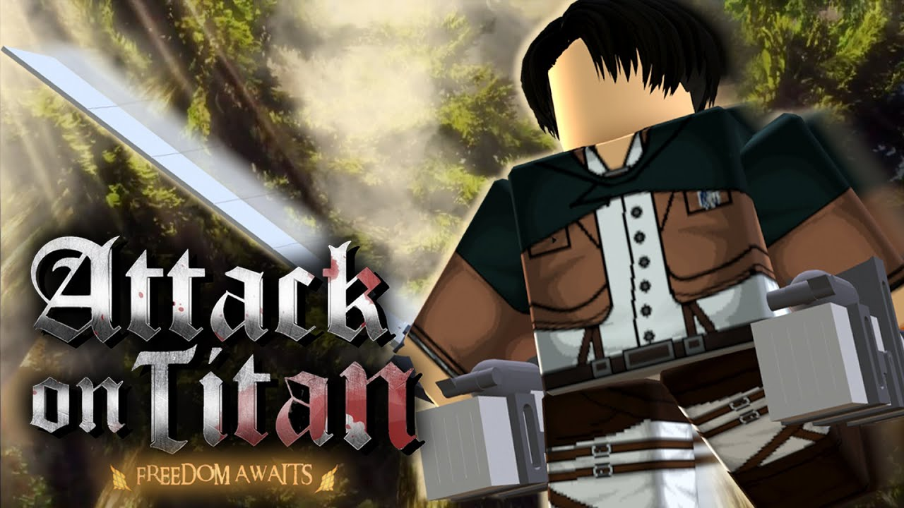 Becoming Levi In The New Attack On Titan Game Aot Freedom Awaits Youtube