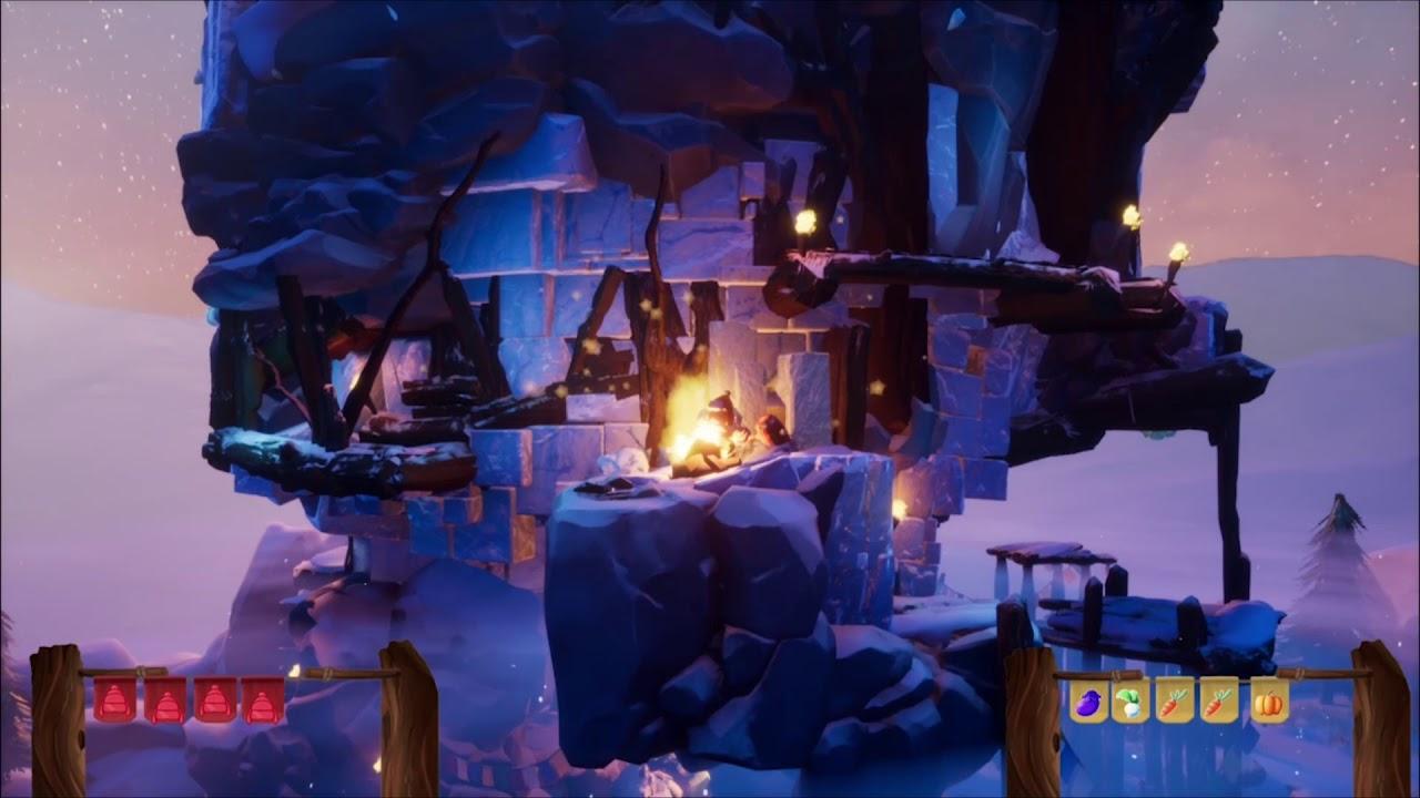 Фанаты создают ремейк Ice Climbers на Unreal Engine 4
