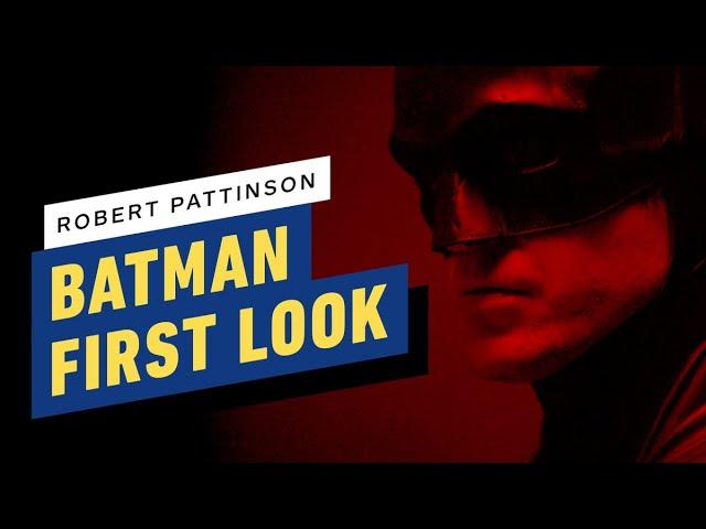 The Batman (Robert Pattinson) - Teaser officiel de test de l'appareil photo + vidéo