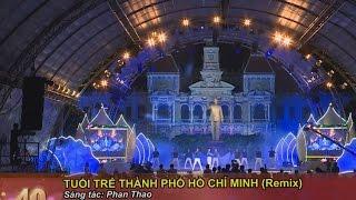Tuổi trẻ Thành phố Hồ Chí Minh - Ca sĩ: Đông Nhi