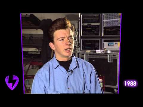Rick Astley: On Finding His Voice (Interview - 1988)