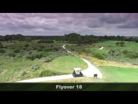 Flyover 18 Video Flyover of North Shore Golf Club
