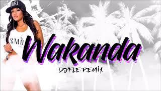 Gambar cover DJFLe - WAKANDA JAMSESH