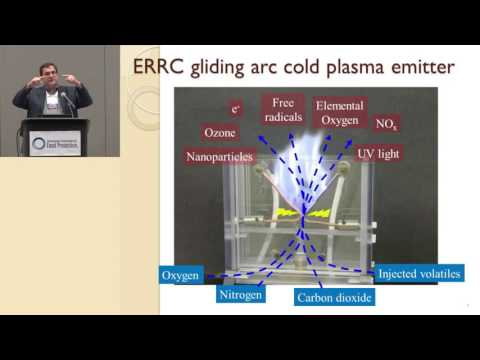 ILSI NA: IAFP 2016: Cold Plasma: A Case Study in Critical Factors Affecting...(Brendan Niemira)