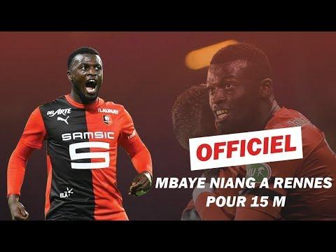 Journal du mercato des Lions Mbaye | Niang définitivement transféré à Rennes !