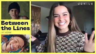 Addison Rae Explains TikTok Hits | Between The Lines
