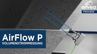 AirFlow P / Volumenstrommessung / ENVEA screenshot 4