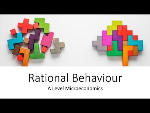 Rational Decision Making (Behavioural Economics) | Economics | tutor2u