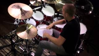 Drumeo Staff Christmas Collaboration (2014) - Jared Falk