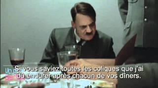 Hitler participe à un dîner presque parfait .