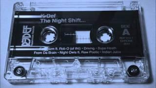 K-Def - Escapizm (feat. Rob-O)