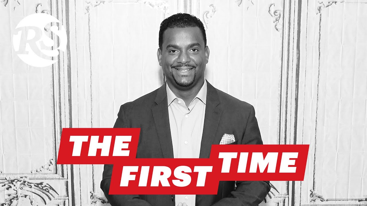 Alfonso Ribeiro on His First Time Hosting 'AFV,' Doing 'The Carlton,' and More | The First Time