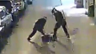 Cops Beat Man, Bribe Witnesses (VIDEO)