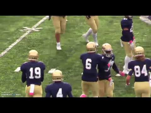 Hardrocker Football Highlights vs. Colorado Mines