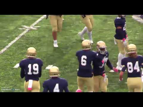 Hardrocker Football Highlights Vs. Colorado Mines