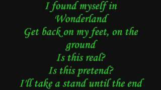 Avril Lavigne - Alice (Underground) (Instrumental w/lyrics)